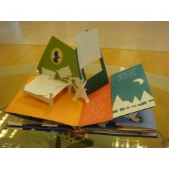 Pop Up Book Printing Service