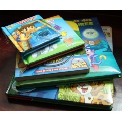 Children's Board Book Printing Services